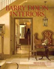 Barry Dixon Interiors Coleman, Brian Hardcover