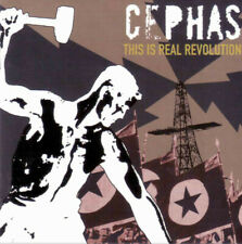 Cephas - This is Real Revolution CHRISTIAN PUNK ROCK INDIE POP-PUNK England UK