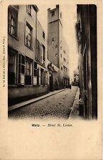 CPA Metz - Hotel St. Livier (393076)