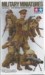 Tamiya WWI British Infantry Set in 1/35 339 ST B6