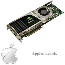 NEW Early 2008 Apple Mac Pro nVidia Quadro FX5600 1.5GB Video Graphics Card DVI