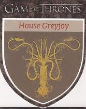 "Game of Thrones Season 1 - H9 ""Greyjoy"" Houses Chase Card"