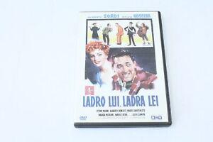DVD LADRO LUI LADRA LEI RHV SORDI, KOSCINA [LO-054]