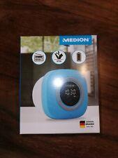 Medion Duschradio MD 43881 neu OVP blau