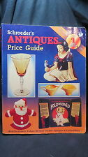 Schroeder's Antiques price guide 1995 13th edition