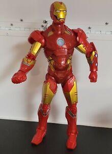 """2016 Mattel Iron Man Action Figure 12"""""""