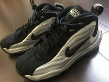 NEW Nike Air Total Max Uptempo 366724-001 Mens Shoes US 9.5 Metallic Silver2010