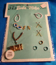 "Vintage Barbie Accessory Pak ""Fashion Accents"" #1830 from 1964-65 NRFP!!!"