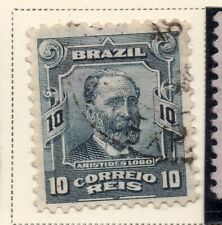 Brazil 1906-15 Early Issue Fine Used 10r. NW-11981