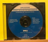 Dell Application For Reinstalling Dell Tools System Software Disc PC CD-Rom 2003