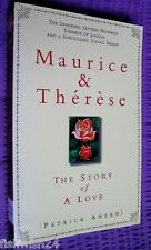 MAURICE & THERESE The Story of A Love, Patrick Ahern, nun &  priest letters