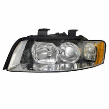 2002 - 2005 AUDI A4/S4 GEN2 HEADLIGHT HEADLAMP LIGHT HALOGEN LEFT DRIVER SIDE