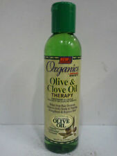 [AFRICA'S BEST] ORGANICS OLIVE & CLOVE OIL THERAPY ORGANIC TREATMENT 6 OZ