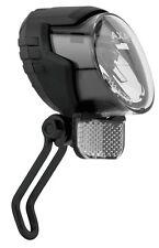 AXA Luxx 70 Steady Auto Fahrrad Lampe Nabendynamo LED Sensor und Standlicht