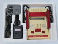 Famicom Nintendo System Console Family computer boxed