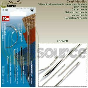 PRYM Needles A Selection Of Various Kind Of Needles Premium Quality