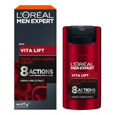 L'Oreal Men Total Anti Ageing Face Cream Reduce Fine Line and Wrinkles 50ml