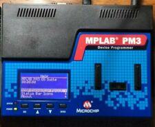 Microchip Mplab Pm3 Programmer Icsp Dv007004 With Nib Power Supply