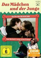 DAS MÄDCHEN UND DER JUNGE   DVD NEU  SVEN MARTINEK/+