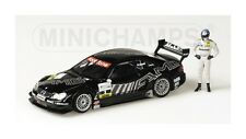 Mercedes Benz CLK DTM 2002 1:43 #2 Jean Alesi First Podium Finish Hockenheim