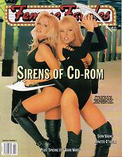 Femme Fatales Magazine April 1996