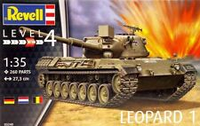 REVELL 1:35 KIT TANK ARMATO LEOPARD 1 LONGUEUR 27,3 CM ART. 03240