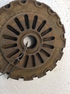 IH Planter Seed Plates Pair of 2 IH 1855A Small