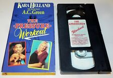 Kara Helland The Pressure Workout with A.C. Green VHS 1995
