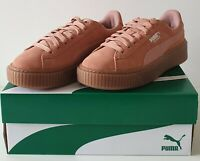 Puma Suede Bow Gris argent taille 36 à taille 39 BASKET