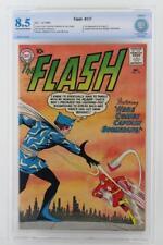 Flash #117 - CBCS 8.5 VF+ DC 1960 - 1st App & ORIGIN of Captain Boomerang!!!