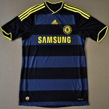Chelsea London 2009/10 Adidas S away shirt jersey 09 10