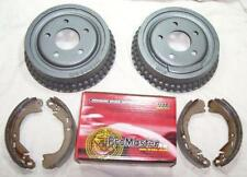 02 03 04 06 Sentra Rear Brake Drum Drums & Shoes 95 96