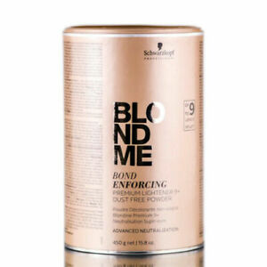 Schwarzkopf BLONDME Bleach Premium Lift 9+ up to 9 Levels Lift Dust Free Powder