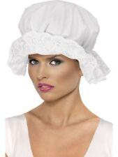 Cappelli e copricapi bianco Smiffys per carnevale e teatro taglia taglia unica
