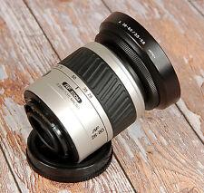 Sony Alpha ajuste Digital Minolta AF Zoom 28 80mm + Campana Gratis