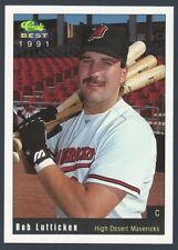1991 & 1992 Classic Best High Desert Mavericks Minor League Baseball card - PICK