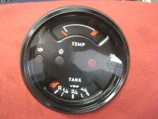 NOS Porsche 914-4  Combination Oil Temp / Fuel Level / Oil Pressure / Alt/Gauge