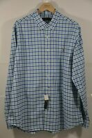 NWT Men's Polo Ralph Lauren, Plaid&Check Oxford Sport Shirt. Size XXL $89.5