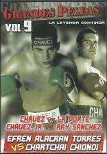 Grandes Peleas VOL. 9 NEW DVD