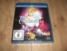 Disney Cinderella Diamond Edition Blu-Ray NEU