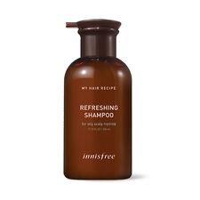 [Innisfree] My Hair Recipe Refreshing Shampoo 330ml