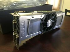 EVGA NVidia GeForce GTX 690 Limited Edition w/ Box and Accessories FREE SHIPPING