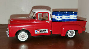 Sentry Hardware 1957 Dodge Stepside Pick Up Truck Liberty Classics Paint cans