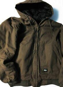 Mens Jacket 3XLT Hooded Jacket Men Key Jacket Work Jacket For Men
