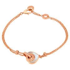 Bvlgari Bvlgari Bulgari Cuore 18K Rose Gold Bracelet S/M