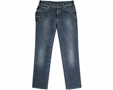Armani Jeans regular waist straight leg indigo denim jeans size 26