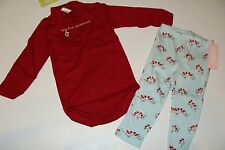 Gymboree Alpine Sweetie Girls Size 18-24 Months 1st Christmas Top Leggings  NWT