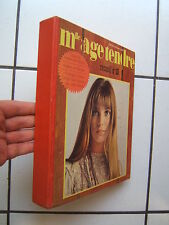 RARE RELIURE EDITEUR 10  MAGAZINE  MLLE AGE TENDRE ( num 50 A 55  )