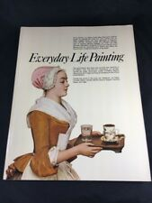 Everyday Life Painting by Helen Langdon 1979 Paperback Painting History