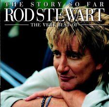 "ROD STEWART ""THE STORY SO FAR..."" 2 CD NEU BEST OF"